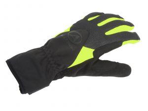 AUTHOR Rukavice Windster X5 XXL (černá/žlutá-neonová)