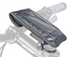 AUTHOR Brašna na představec na telefon A-H810 M 125 x 75 mm (černá)