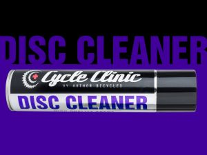 AUTHOR Čistič Cycle Clinic Disc Cleaner 400 ml (černá)