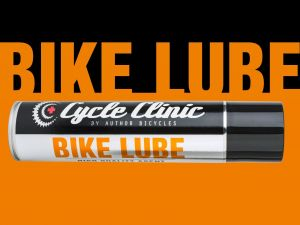 AUTHOR Mazivo Cycle Clinic Bike Lube 400 ml  (černá)