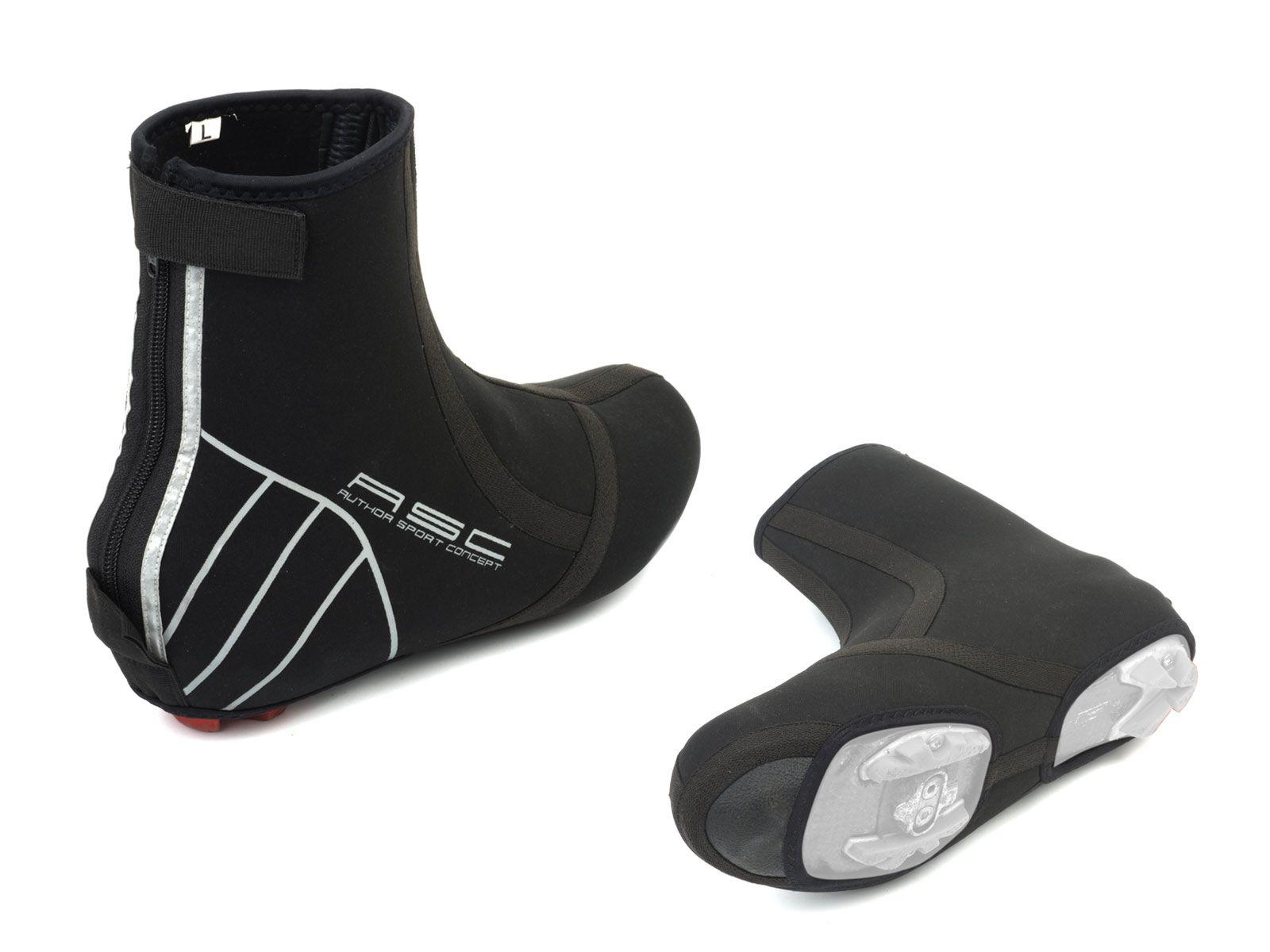 AUTHOR Návleky boty Winter Neoprene M 40-42 (černá)