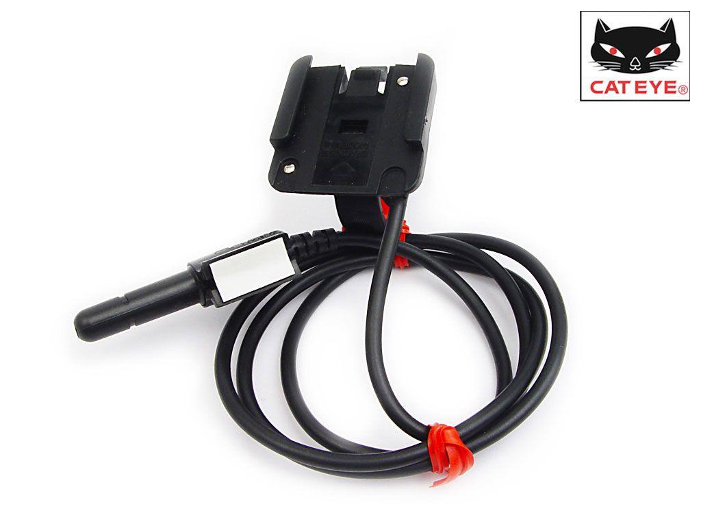 CATEYE Kabeláž CAT cyklopoč.Mity/Enduro zes. (#1699350) (černá)