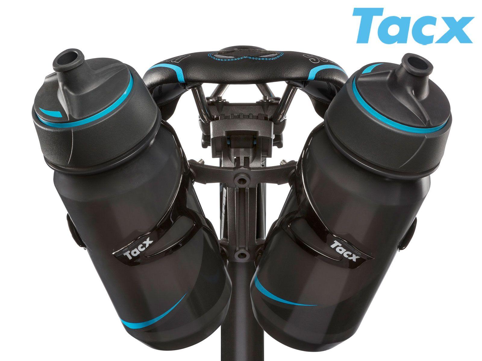TACX Držák košíků TACX (karbon)