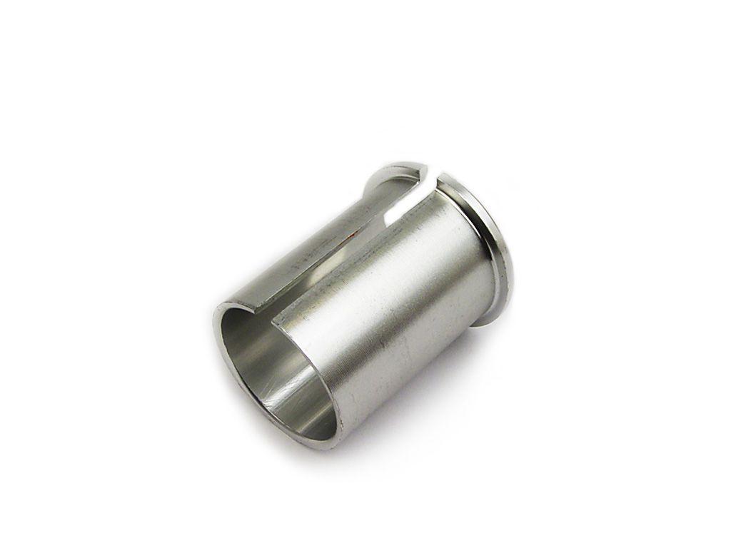 AUTHOR Redukce KL - 001 d.27,2/ 31,6mm (stříbrná)