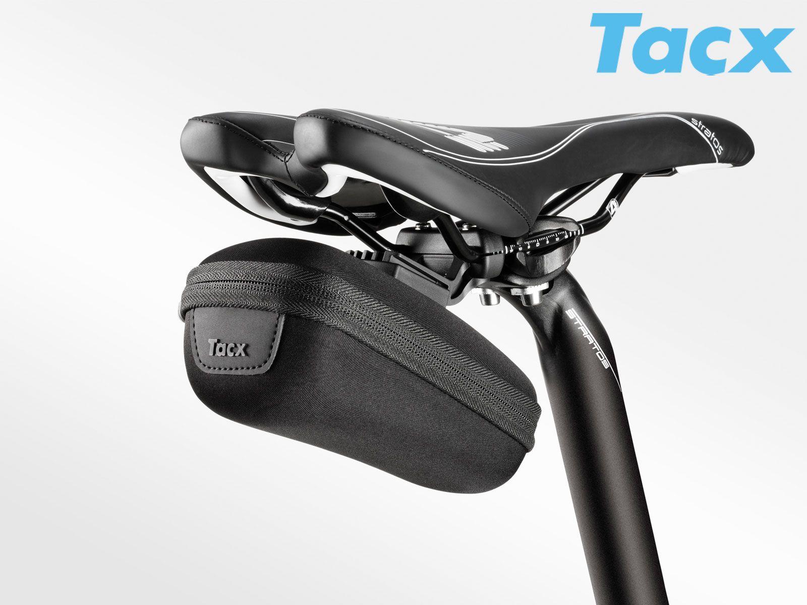 TACX Brašna pod sedlo TACX S (černá)