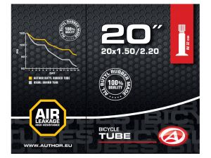 "AUTHOR Duše AT-CMP-20"" AV32 20x1.50-2.20 (černá)"