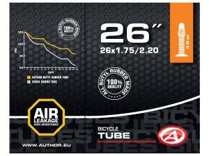 "AUTHOR Duše AT-MTB-26"" FV40 26X1.75/2.20 (černá)"