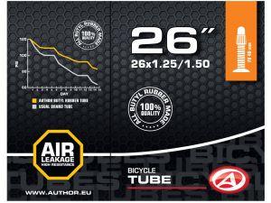 """AUTHOR Duše AT-MTB-26"""" Slim FV40 26x1.25/1.50 (černá)"""