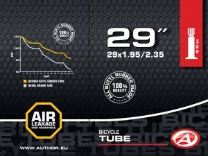 """AUTHOR Duše AT-MTB-29"""" AV40 29x1.95/2.35  (černá)"""