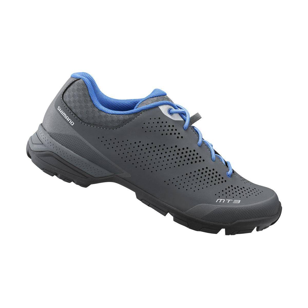SHIMANO turistická obuv SH-MT301WG, šedá, 42