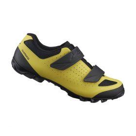 SHIMANO MTB obuv SH-ME100MY, žlutá, 43