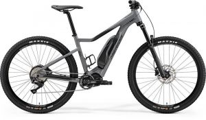 eBIG.TRAIL 500 XL(54) MATT GREY/BLACK