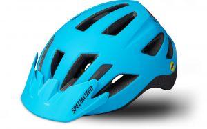 přilba Specialized SHUFFLE LED SB MIPS CE NICE BLUE CHLD