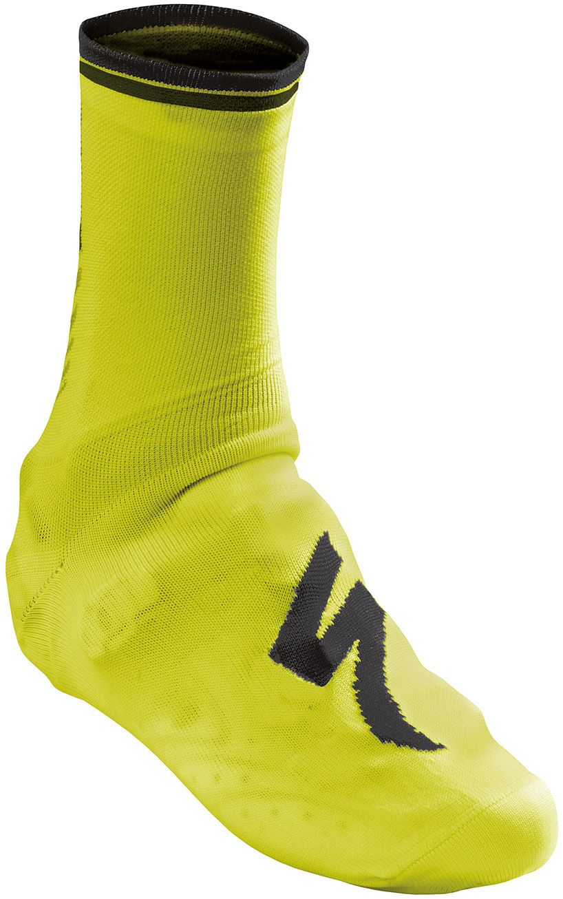 návleky na tretry Specialized COVER/SOCK NEON YEL L