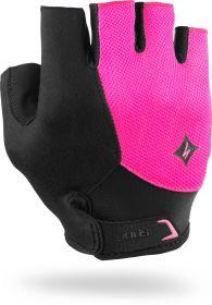 rukavice Specialized BG SPORT SF dámské BLK/NEON PNK L