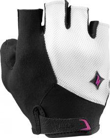 rukavice Specialized BG SPORT SF dámské WHT/PNK L