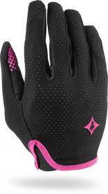 rukavice Specialized BG GRAIL LF dámské BLK/PNK XL