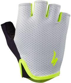 rukavice Specialized BG GRAIL SF dámské LTGRY/NEON YEL L