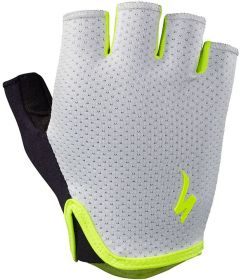rukavice Specialized BG GRAIL SF dámské LTGRY/NEON YEL S