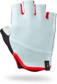 rukavice Specialized BG TRIDENT SF BBYBLU/RKTRED L