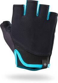 rukavice Specialized BG TRIDENT SF dámské BLK/TUR XL