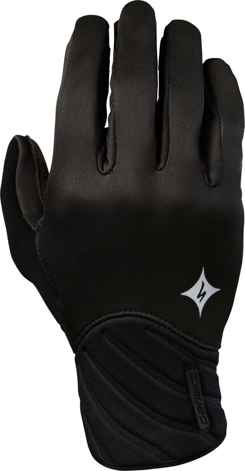 6f71fc2f505 zimní rukavice Specialized ELEMENT 2.0 dlouhoprsté NEON YEL XL
