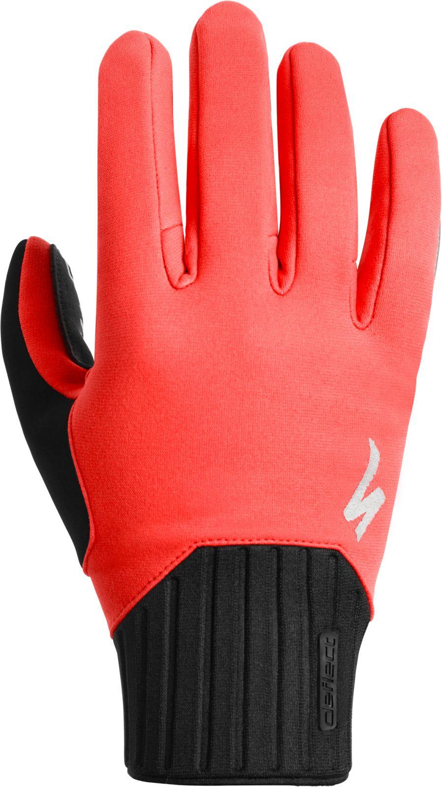 zimní rukavice Specialized DEFLECT dlouhoprsté dámské BLK XXL 0dcb015e35