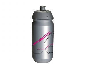AUTHOR Láhev AB-Tcx-Shiva X9 0,6 l (stříbrná/růžová)