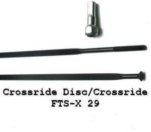 MAVIC KIT 12 FT/NDS CROSSRIDE/FTSX 26' SPK 265mm  (V2382801) Množ. Uni