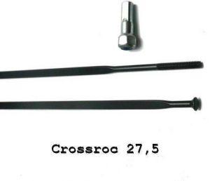 "MAVIC KIT 12 FT/NDS CROSSROC 27,5"" SPK 277mm (36689201) Množ. Uni"