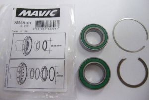 MAVIC KIT ID360 BEARINGS 15/26/7 + 17/28/7 (V2560101) Množ. Uni