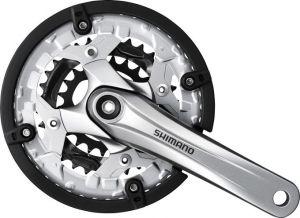 SHIMANO kliky ALIVIO FC-T4010 oktalink 3x9 175 mm 44x32x22z bez krytu černé