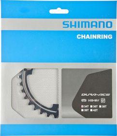 SHIMANO převodník DURA-ACE FC-9000 34 z 11 spd dvojpřevodník MA pro 50-34 z