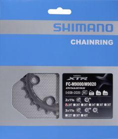 SHIMANO převodník FC-M9000 24 z (AS) pro 34-24