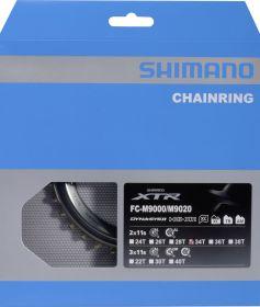 SHIMANO převodník XTR FC-M9000/20-2 34 z 11 spd dvojpřevodník Přpro 34-24 z