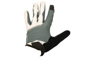 SHIMANO Original celoprsté rukavice, šedá, L