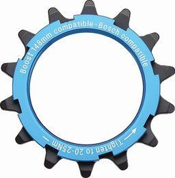 BCR-70E E-bike Sprocket 17z.