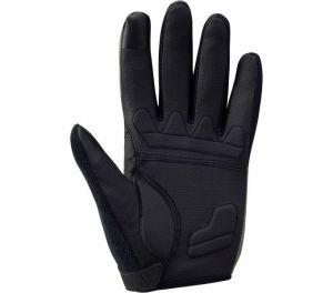 SHIMANO ORIGINAL LONG rukavice, černá, S