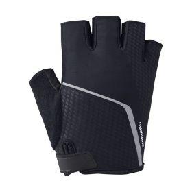 SHIMANO ORIGINAL rukavice, černá, L
