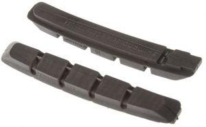 SHIMANO destičky pro kazetový typ brzdových špalíků M70CT4 tvrdé, MTB, 1 pár