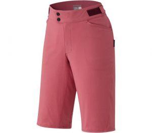 SHIMANO dámské TRAIL kraťasy, garnet růžová, XL
