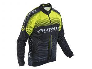 AUTHOR Bunda FlowPro X7 ARP L (žlutá-neonová/černá)