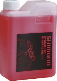 SHIMANO minerální olej pro hydraulické brzdy 1 litr