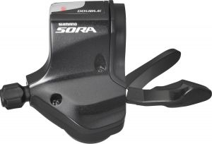 SHIMANO řad páčka SL-3500 SORA pro rovná řídítka 2 rychl rapidfire levá