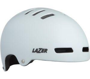 LAZER přilba Armor CE/ matná bílá S + led