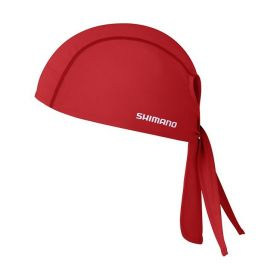 SHIMANO BANDANA, červená, one size
