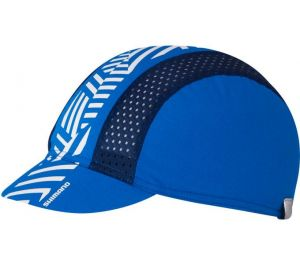 SHIMANO RACING CAP, modrá, one size