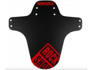 Blatník RockShox MTB černý s BoXXer červeným potiskem - BoXXer/Lyrik Ultimate