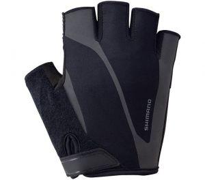 SHIMANO CLASSIC rukavice, černá, M