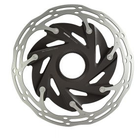 00.5018.122.001 - SRAM ROTOR CNTRLN XR 2P 160MM BLK ST ROUNDED Množ. Uni